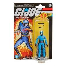 G.I. Joe Retro Collection Series Action Figures 10 cm 2021 Wave 1 Cobra Commander