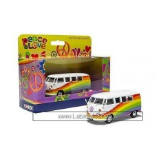 Corgi - Die Cast - Peace Love and Rainbows