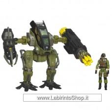 G.I. Joe - Usato - Con Scatola - Mech Suit - Steel Marauder with Kickstart V1