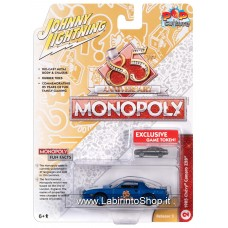 Johnny Lightning - Pop Culture - Monopoly 85 Anniversary - 1985 Chevy Camaro Z28