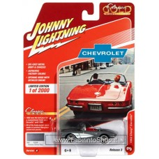 Johnny Lightning - Classic Gold Collection - 1962 Chevy Corvette