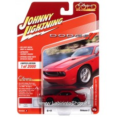 Johnny Lightning - Classic Gold Collection - 2010 Dodge Challenger R/T