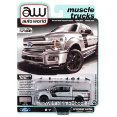Auto World - Muscle Trucks - 1/64 - 2019 Ford F-150 XLT Sport
