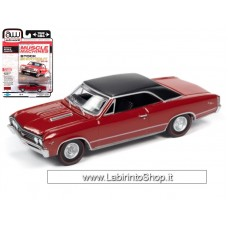 Auto World - Muscle Trucks - 1/64 - 1967 Chevy Chevelle SS