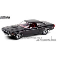 Greenlight - 1/18 1970 Dodge Challenger R/T Black