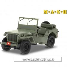 Greenlight Hollywood Series 1/43 Scale Die-Cast Metal Vehicle - 1942 Willys Mb Jeep