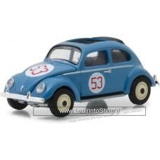 Greenlight 1953 Volkswagen Split Window Beetle Blue 53
