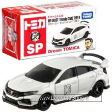 Takara Tomy No.SP Dream Tomica MF Ghost Honda Civic Type R