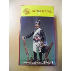 Aitna Model 5401 Hussar 5th Regiment Black or Death Hussars Prussia 1744