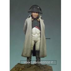 Andrea Miniatures - Napoleon I in Overcoat 54mm 1/30