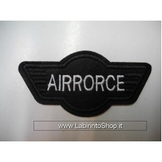 Patch Airforce Black