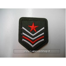 Patch Red Star