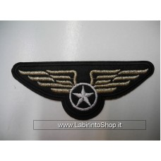 Patch Wings and Star