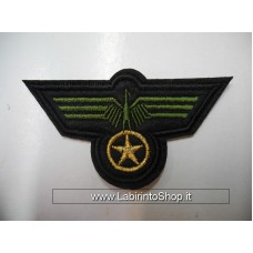 Patch Wings and Stars