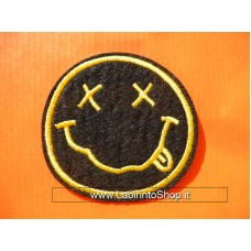 Patch Smile Stoned