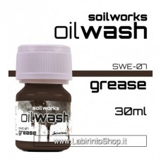 Scale 75 - Oil Wash - Swe-07 - Grease