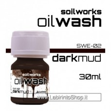 Scale 75 - Oil Wash - Swe-02 - Dark Mud