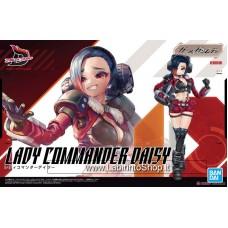 Lady Commander Daisy (Plastic model)