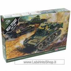 Academy 1/35 M3A1 Stuart Light Tank