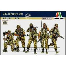 Italeri - 6168 - 1/72 - U.S. Infantry 1980s