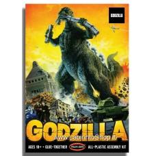 Polar Lights Godzilla Glue-together Assembly Kit