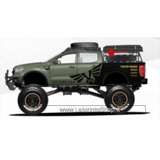 Maisto 4x4 Rebels Ford Ranger 2019 Green