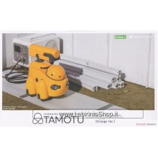 Maruttoys Tamotu 1/12 Orange Version Plastic Model 8 cm
